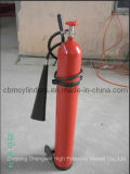 10kg CO2 Fire Extinguisher Cylinder for Firefighting