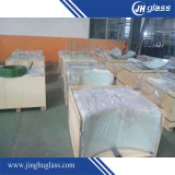 Processing Bent Tempered Glass for Building