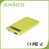 4000mAh Ultra-Thin Power Bank for iPhone iPad Samsuang/ Portable Power Bank (SPB-1002)