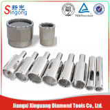 Ceramic Holesaw Tile Dry Drill Bit with Wax Factory Price