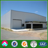 Algeria Standard Steel Structure Building Approved by Ctc
