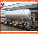5000L 10000L LPG Skid Mounted Dual Dispensing Filling Station