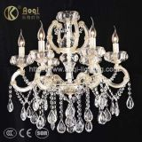 Modern Design Beautiful Crystal Chandelier Lamp (AQ50040-6)
