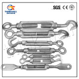Forged Zinc Plated Type DIN 1480 Turnbuckle