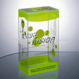 2013 Fashion Transparent Plastic Box
