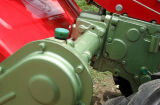 15HP Walking Tractor with Model Gn-15L