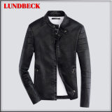 Hot Sell Fashion PU Jacket for Men