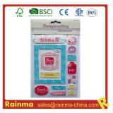 Paper 3D Sticker for Scrapbooking DIY Kids