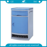 ABS Medical-Bedside Cabinet (AG-BC006) Ce&ISO Hospital Cabinet