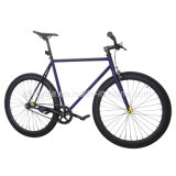 Cr-Mo Single Speed Fixed Gear Bicycle