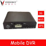3G SD Card DVR with High Speed Processor and Embedded Operating System