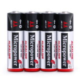 Super Power AA Size Alkaline Dry Battery