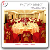 Modern Wholesale Banquet Hall Fabric Table Cloth (TC-01)