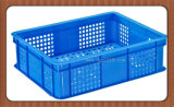 Eco-Friendly Plastic Storage Baskets for Seafood, Vegetable