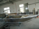 4.2 Meter Aluminum Alloy Material for Fishing Boat in Big Sea