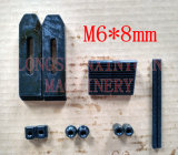 M6*8mm Deluxe Steel High Hardness 12PCS Clamping Kit
