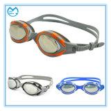 Anti Fog Silicone Gasket Prescription Goggles for Swimming