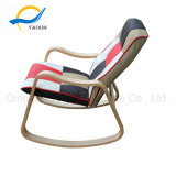 Bend Wood Relax Rocking Chair Furniture for Home