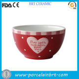 Wholesale Live with Love Decorative Ceramic Bowl