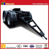 Double Axles Drawbar Dolly Trailer for Tractor/Semi Trailer Connecting