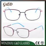 New Fashion Metal Glasses Eyewear Eyeglass Optical Frame Double Color Buco