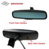 Dual Lens Car Mirror Wide Angle Monitoring Camera