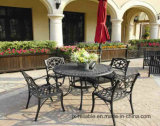Elegant Dining Set Cast Aluminum Garden Furniture