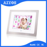 Wall Mounted 8 Inch Battery Operated Digital Photo Frame