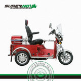 Disabled Tricycle 110cc Air Cooled and High Back Seat with Safety Belt