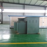 American Type Box Type Power Transformer Substation Electrical Substation Equipment