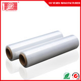 100% Virgin Material Waterproof LLDPE Pre-Stretch Film with High Transparency Pallet Packing