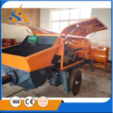 New Condition High Efficiency Concrete Tralier Pump