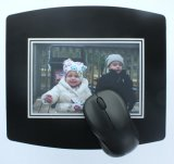Promotional Photo Frame Hard PVC Mouse Pad