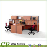 Guangzhou 2 Seater Workstation with High Partition CD-88807