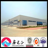 Prefabricated Steel Construction Warehouse-Ce SGS BV ISO (CH-88)