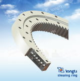 Slewing Ring Swing Bearing with Gear Hardness Gradient with SGS