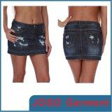 Sexy Denim Women Mini Skirts (JC2039)