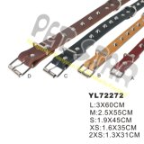 Leather Straps for Dog Leash, Pet Product (YL72272)