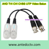 1 Channel Passive CCTV UTP Video Balun with Cover for Ahd/HD Tvi/Cvi/Analog