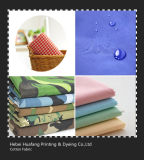 Cotton Workwear Poplin and Twill Woven Fabric/Garment Fabric