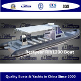 Bestyear Large Rib Boat of Rib1200/1300
