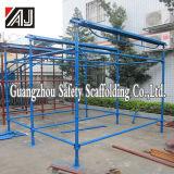 Quicklock Scaffolding for Concrete Slab