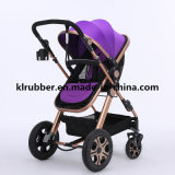 Europe Market Fashion Design Easy Folding Baby Pram Baby Stroller
