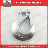 H331 Alloy Steel Clevis Slip Hooks with Latch