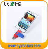 Promotion Customize Logo OTG Mobile Phones USB Flash Drive (ET009)