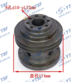 High Quality Wd 615 Parts Fan Driving Pulley