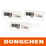 Custom Cheap Printed Barcode Price Paper Tag