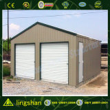 Lingshan Light Steel Frame Car Garage SGS Certificated (SSCG)