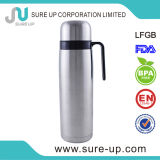 Stainless Steel Mate Flask /1.0L Vacuum Flask with Tubo Yerba Mate Thermo (FSAS)
