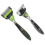 4 Blade Magnetic Razor Compete with Dorco